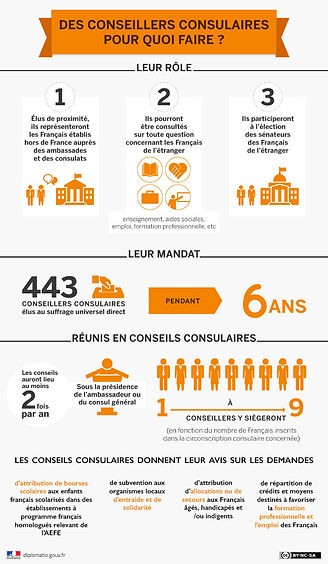 Infographie - conseillers consulaires