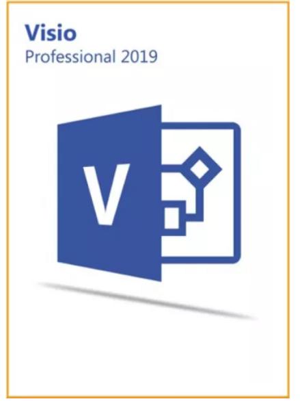 Visio Pro Professional 2019 Key Global