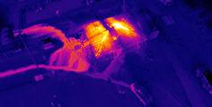 Värmekamera räddningstjänst