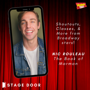 STAGE DOOR by BroadwayWorld.com