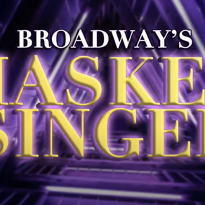 WINNER! - Season 1 of Broadway's Masked Singer