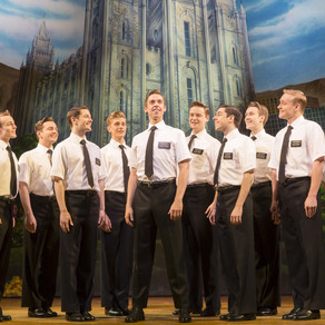 """The Book of Mormon"" West End"
