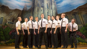 """""""The Book of Mormon"""" West End"""