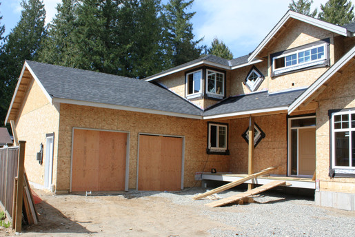 New custom house under construction