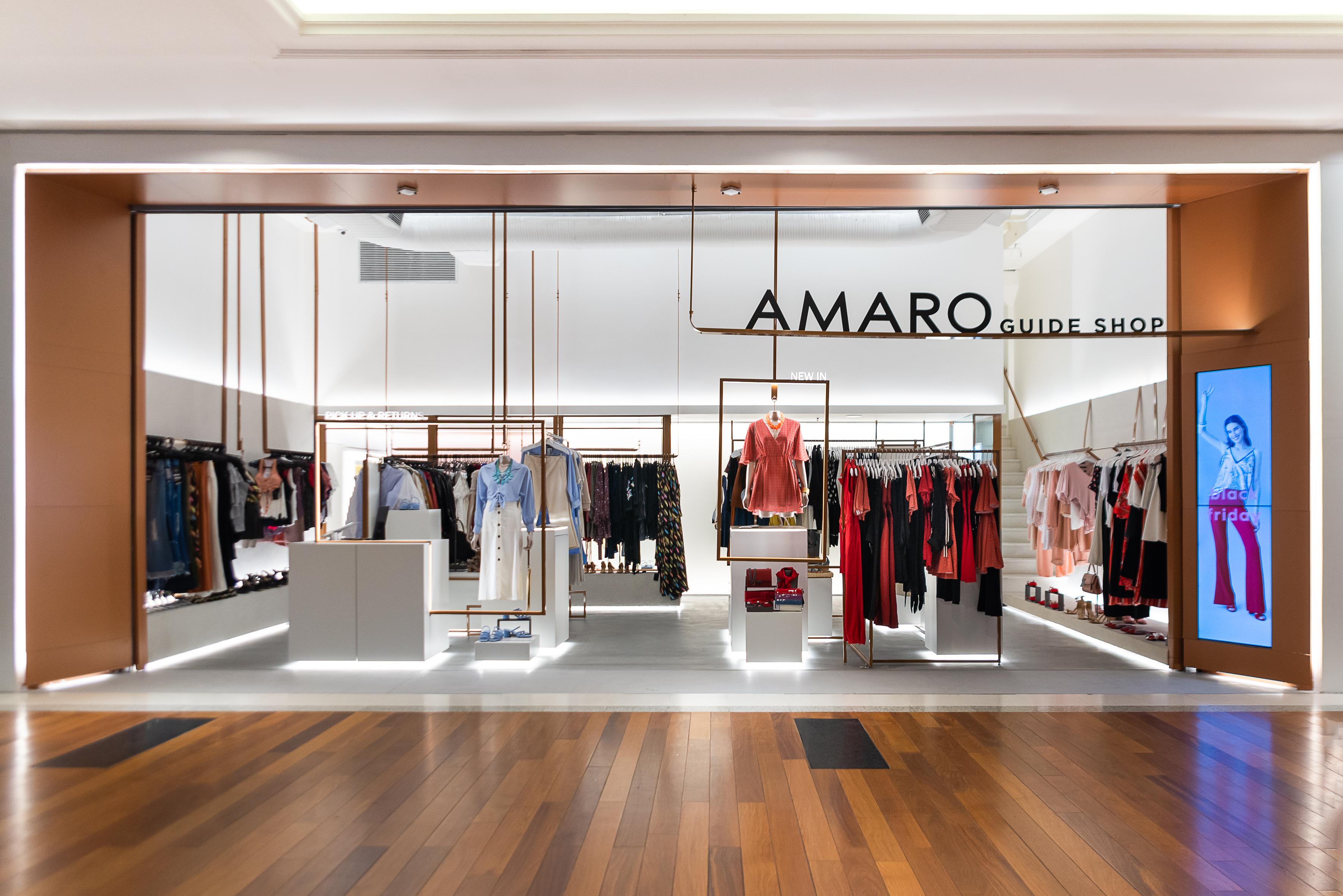 Amaro - Morumbi Shopping