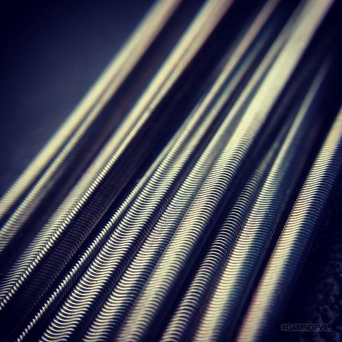 Tiras alambre 10CM x20