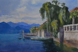 Lake Orta Blues