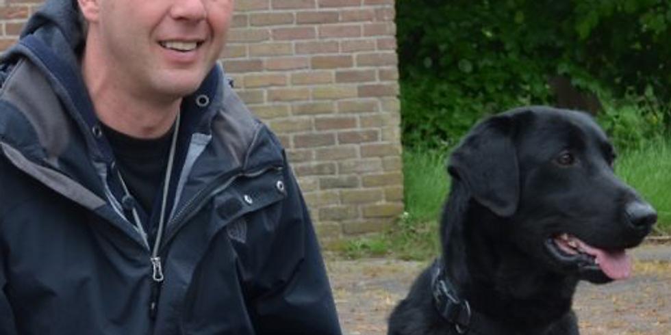 Simon PRINS, NL, Détection, 2x 3 jours