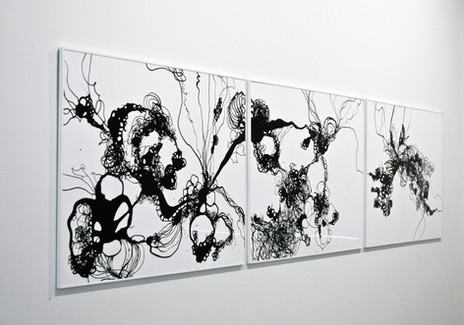 Pyydyksiä (Traps)  exhibition