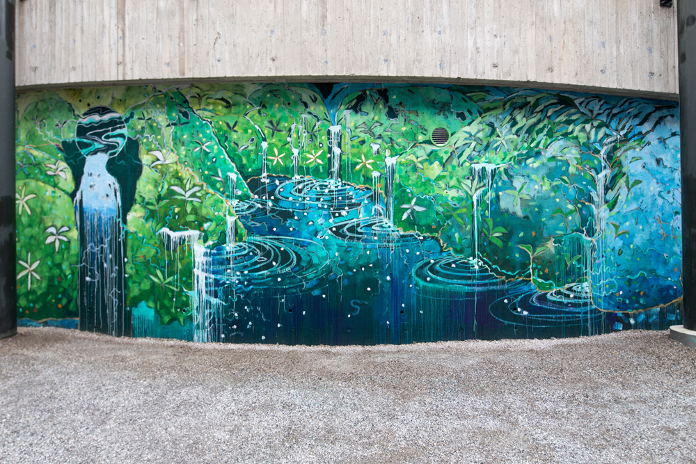 Arctic Waters mural