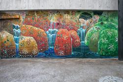 Arctic Waters mural