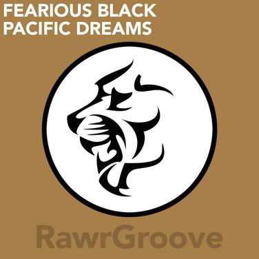 Fearious Black - Pacific Dreams