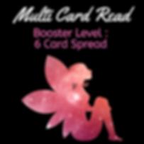 Booster Card Spread