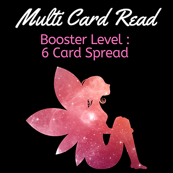 Booster Card Spread