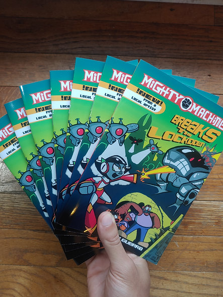 Mighty Machine Gift Bundle (Two for $5!)