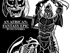 The Griffon Knight: An African Fantasy Epic