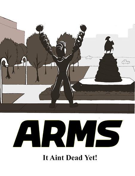 ARMS Movie Poster