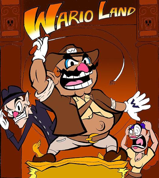 Wario Movie Poster