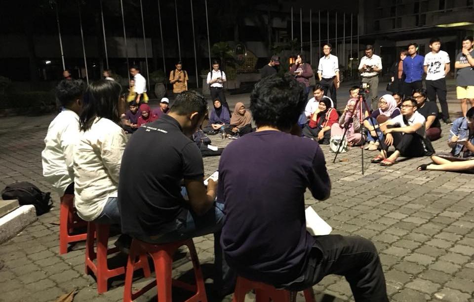 Forum Liga Mahasiswa - UEC