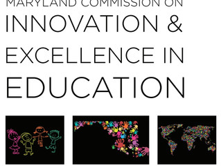 Kirwan Commission Preliminary Report