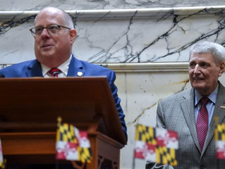 Maryland General Assembly overrides Gov. Hogan's vetoes of $15 minimum wage, comptroller's o