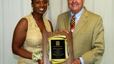 Senator Ronald Young gets Esteemed Lifetime Achievement Award