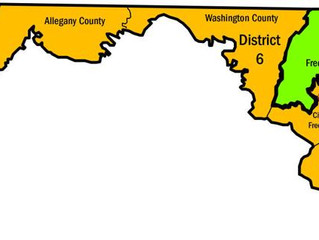Frederick County could return completely to 6th District