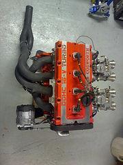 Cosworth race engine