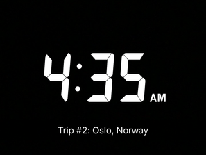 I Saw The End Of The World: Norway!