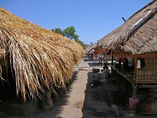 Lombok - Besuch bei den Sasak