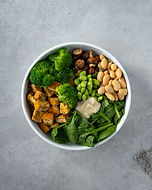Vegan Protein Bowl IG Post (Cover Image)