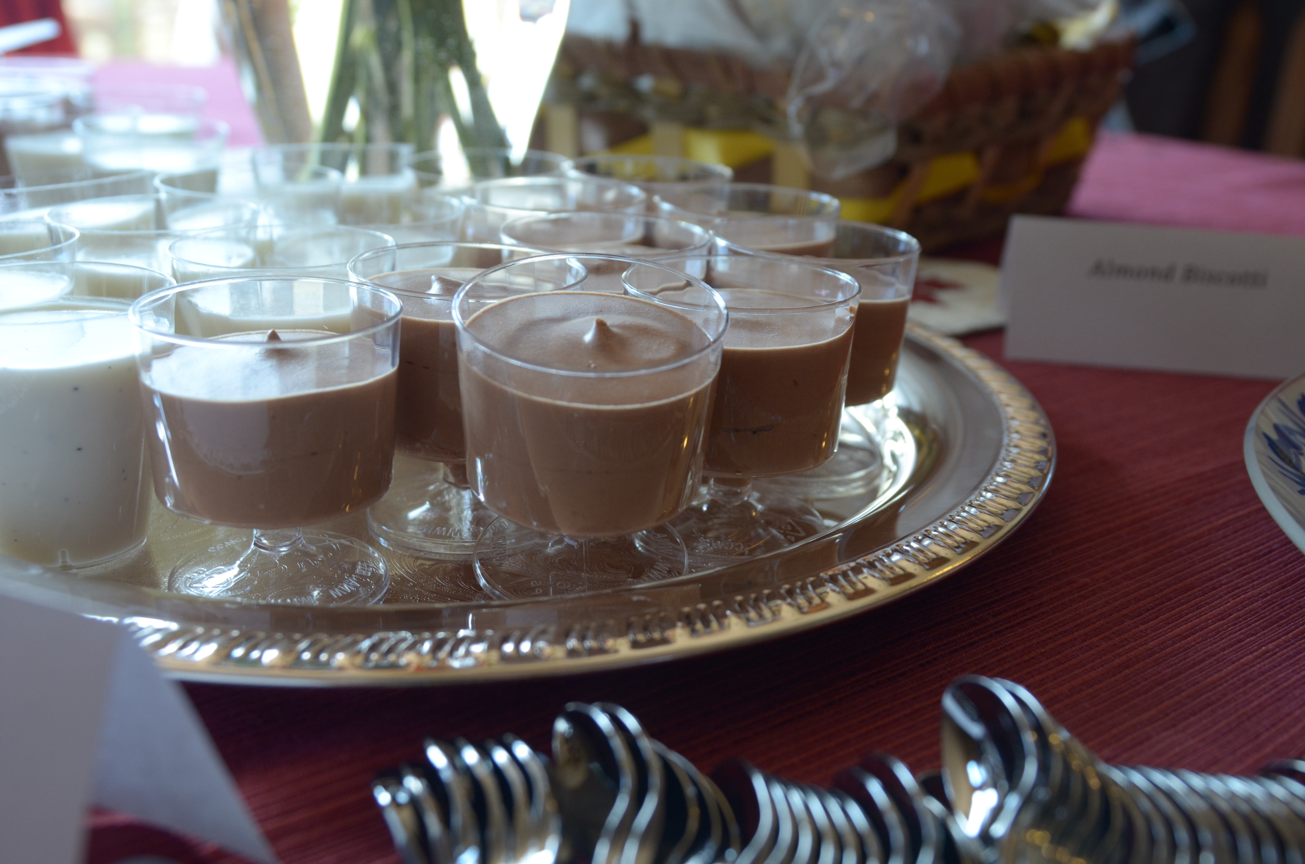 Chocolate Mousse Miniatures
