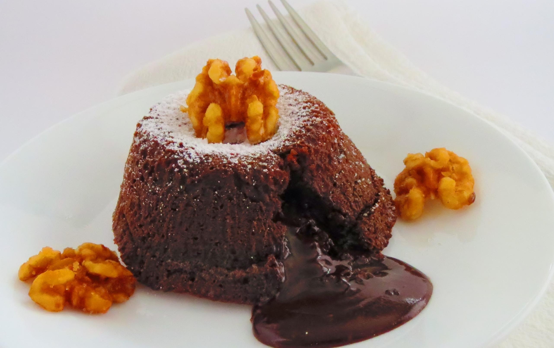 Bake At Home Molten Chocolate Cake