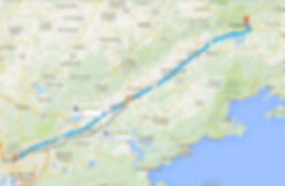 Como-chegar | Brasil | A Muralha Up and Down Marathon