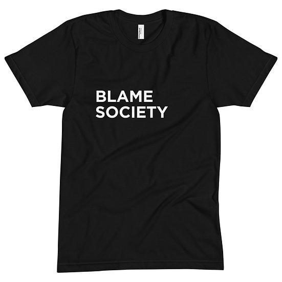 BLAME SOCIETY TEE