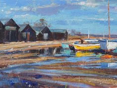 Yacht Sheds, Orford