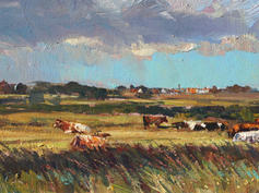 Clearing skies, Southwold