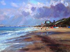 Sunlit Pier, Cromer