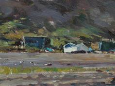 Boats & Huts, Port Mulgrave
