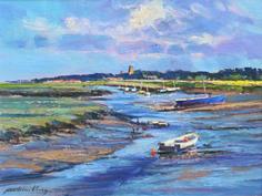 Morston, low tide