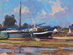 Summer Day, Pin Mill