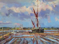 Showery Day, Pin Mill