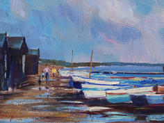 Figures & Dinghies, Orford, Suffolk