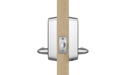 Ultraloq Lever Side View
