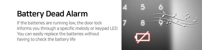 6-Samsung SHP-DR708 digital door lock ba