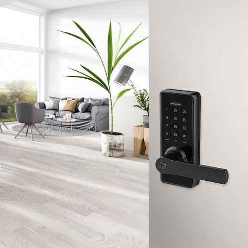 Schlage Ease™ S2 Smart Entry Lock  (Latch)