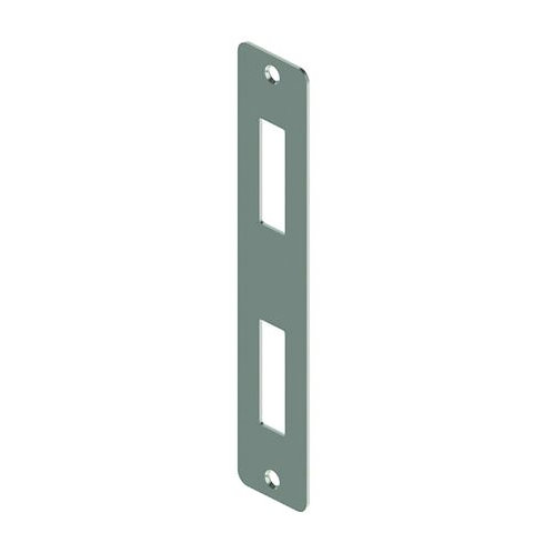 Yale Aluminium French door strike plate for Yale 3109/4109