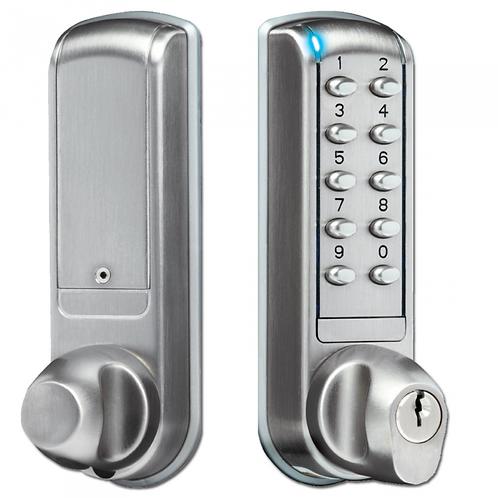 Briton 9360 Electronic Push Button Lock