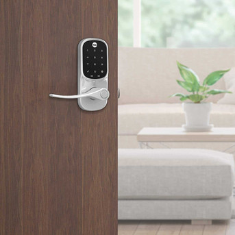 Yale Assure Lever Keyless digital door l