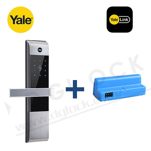 Yale 3109+ (60mm Backset) And YaleLink Bluetooth Module Combo Deal